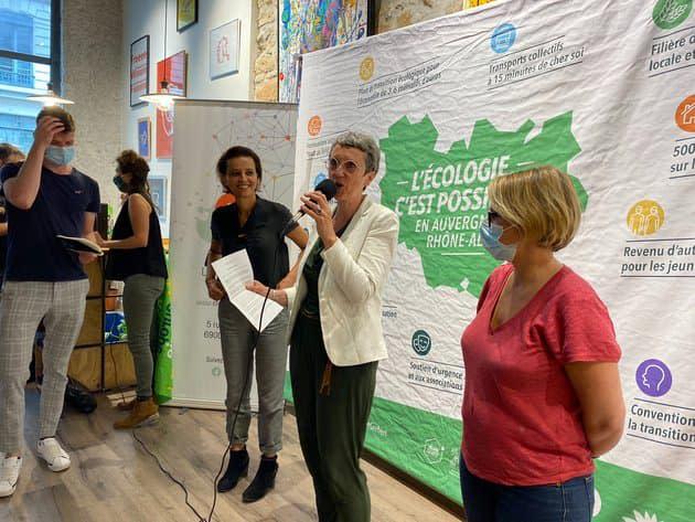 Auvergne-Rhône-Alpes: les trois listes de gauche s'unissent pour le second tour