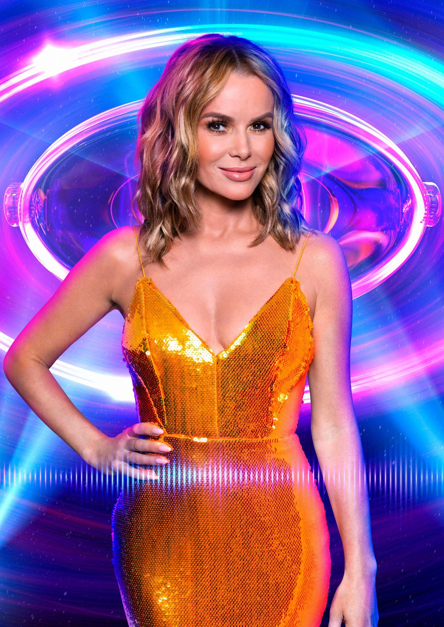 Amanda Holden Lands Eurovision Role And We've Officially Hit Peak Camp