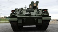 First Armored Multi-Purpose Vehicle for US Army rolls off BAE production line