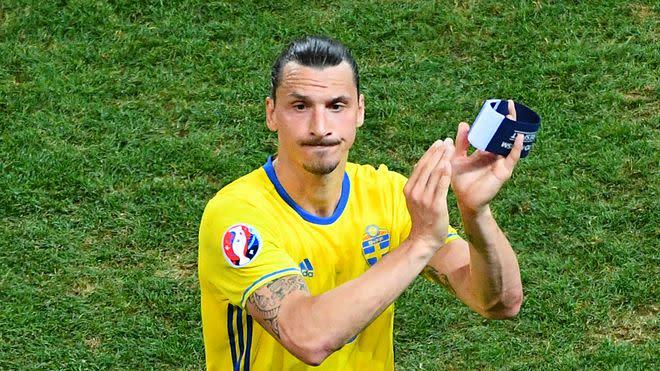 Spieler Schweden
