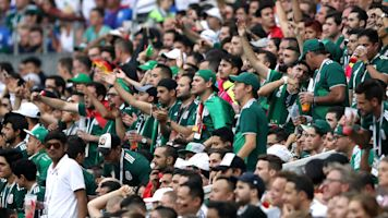 Mexican player to fans: Stop using anti-gay chant