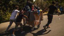 Migrants : dix pays de l'UE vont prendre en charge 400 mineurs, après la destruction par les flammes d'un camp de l'île de Lesbos