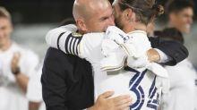Foot - ESP - Real - Zinédine Zidane, après le sacre du Real Madrid: «Sergio Ramos est le moteur de l'équipe»