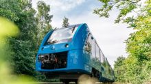 Could the Okanagan's transit future be hydrogen powered rail?