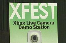 Xbox 360 camera unveiled at XFEST