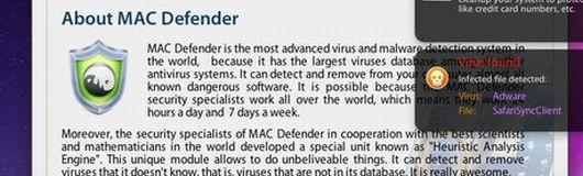 Hours after security update, new MacDefender variant evades it