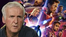 Directors like James Cameron need to stop bashing comic book movies, it's tiring