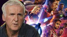 Directors like James Cameron need to stop bashing comic book movies, it's tiring