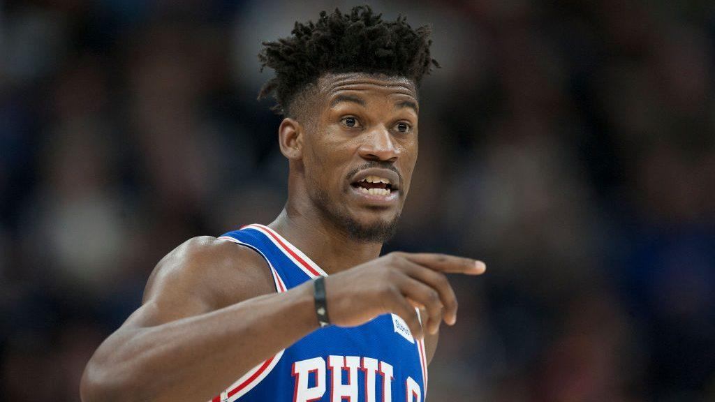 """Jimmy Butler's """"thank you"""" Instagram post has some Sixers fans freaking out"""