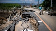 Japan PM to meet stranded evacuees in flood disaster zone