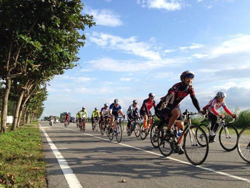 勇闖東海岸自行車  歡迎體驗東岸之美.