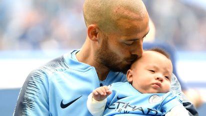 Football world melts over star's beautiful moment