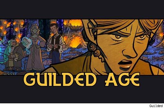 Sunday Morning Funnies: Guilded Age