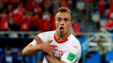 FIFA investigates Shaqiri and Xhaka celebrations