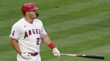 LEADING OFF: Trout strains calf, New York teams hurting