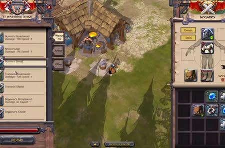 New Albion Online dev video details classless system