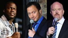 Rob Schneider defends Louis C.K. and Kevin Hart: Comics 'are supposed to say the horrible things we all think but don't'