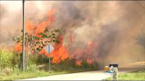 Another Grass Fire Breaks Out In SW Dade