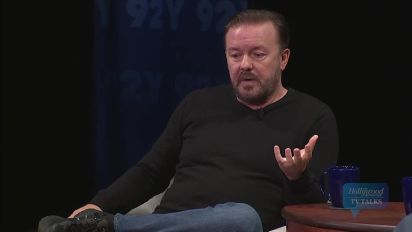 Ricky Gervais Compares Fame Today Versus Fame to 12 Years Ago