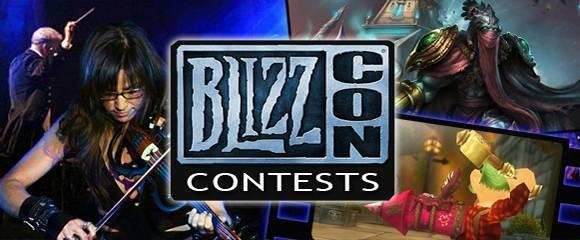 BlizzCon 2013 Art and Movie Contests now open for submissions