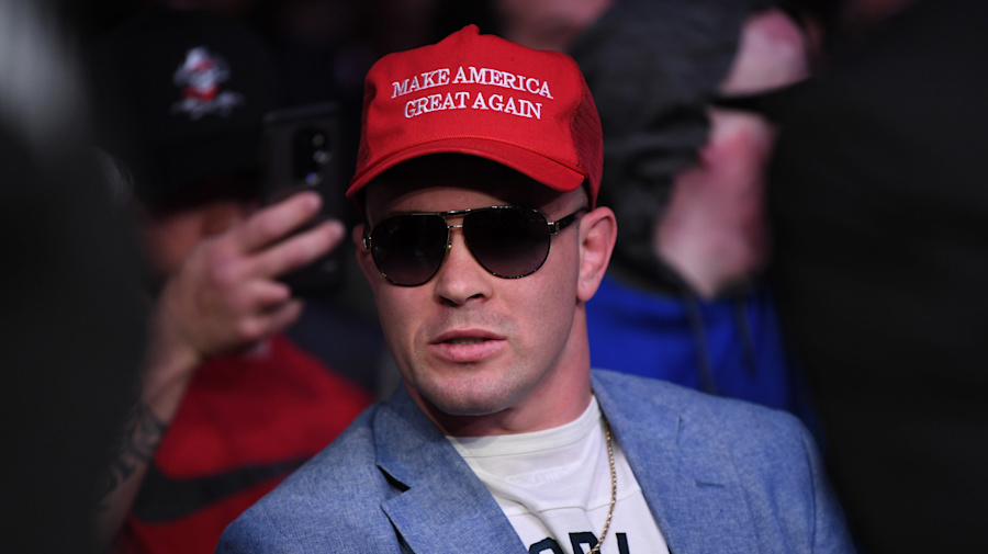 Colby Covington's latest round of race-baiting draws ire of UFC fighters, Reebok