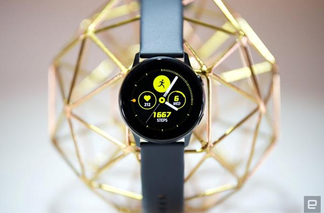 Fitness buffs: Tell us how you like your Samsung Galaxy Watch Active