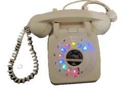 Rotary phone mod tweets your emoticons, heavy soldering still required