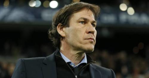 Foot - Bastia-OL - OM : Rudi Garcia n'a «pas d'avis» sur la victoire de Lyon sur tapis vert