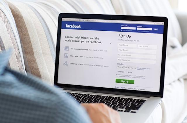 Brits can now pass their Facebook profile on after they die