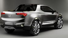 Hyundai Santa Cruz Small Pickup Will Start Production in 2021