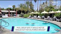 California pool industry:  Critics are all wet