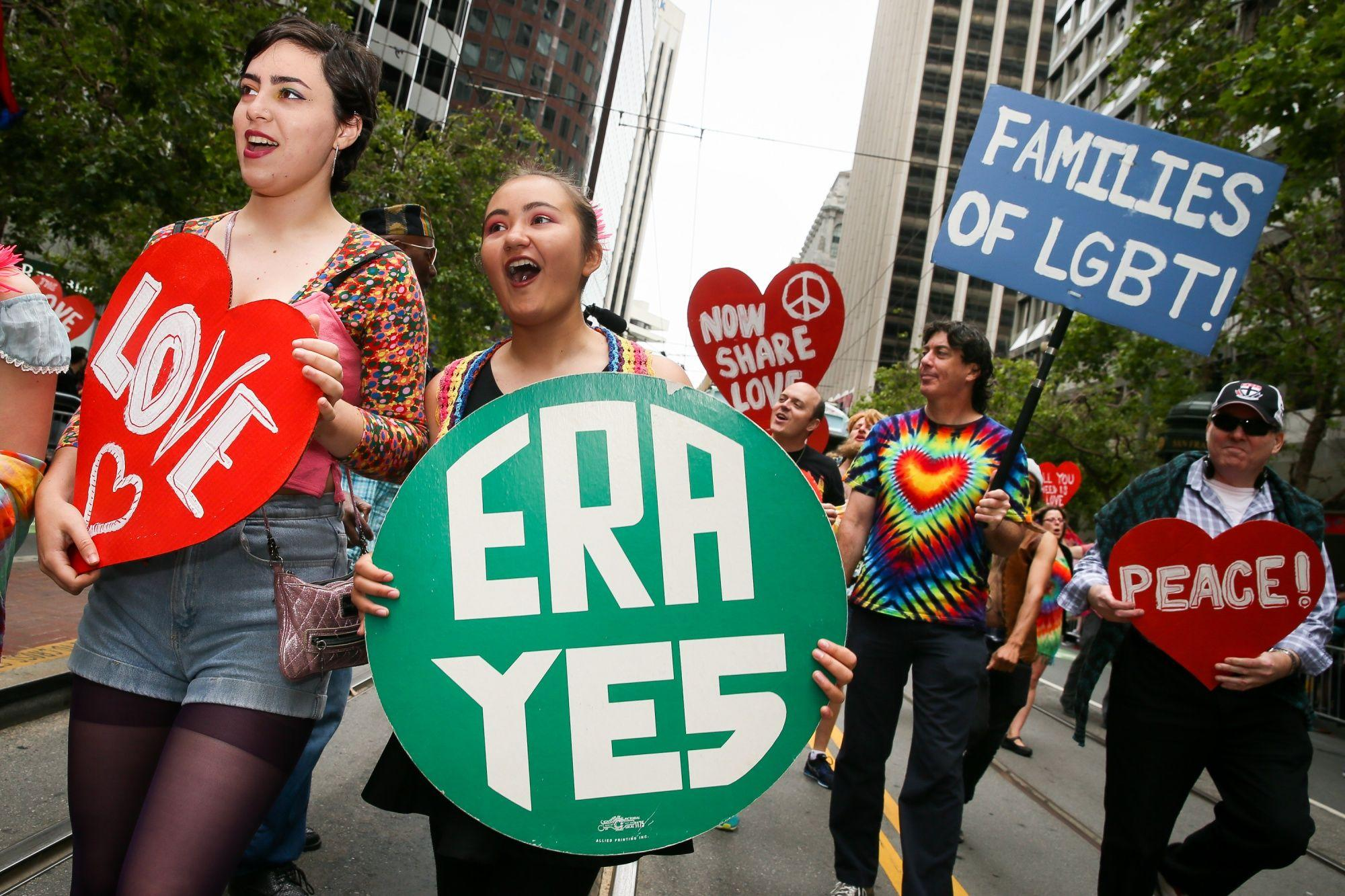 The Equal Rights Amendment Could Still Do Some Good
