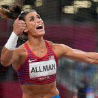 Valarie Allman Takes Gold in Women's Discus Throw