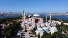 Factbox: Hagia Sophia's changing status over centuries of history