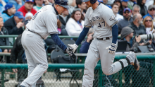 Closing Time: Sympathy for the Brewers; a path for Conforto?