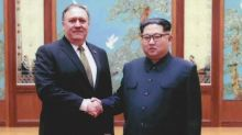 White House posts Pompeo-Kim pic after narrow Senate confirmation