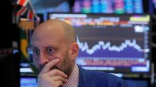 Wall St. extends recent fall but ends well off day's lows