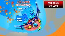 Meteo, nubifragi su più di mezza Italia