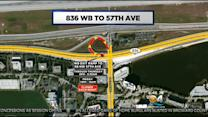 Steering You Right: Turnpike, Dolphin Expressway Closures