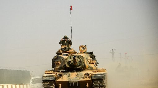 Turkey PM denies Syria operation singling out Kurds