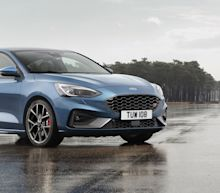 The New Ford Focus ST Looks Awesome and Makes 276 Horsepower
