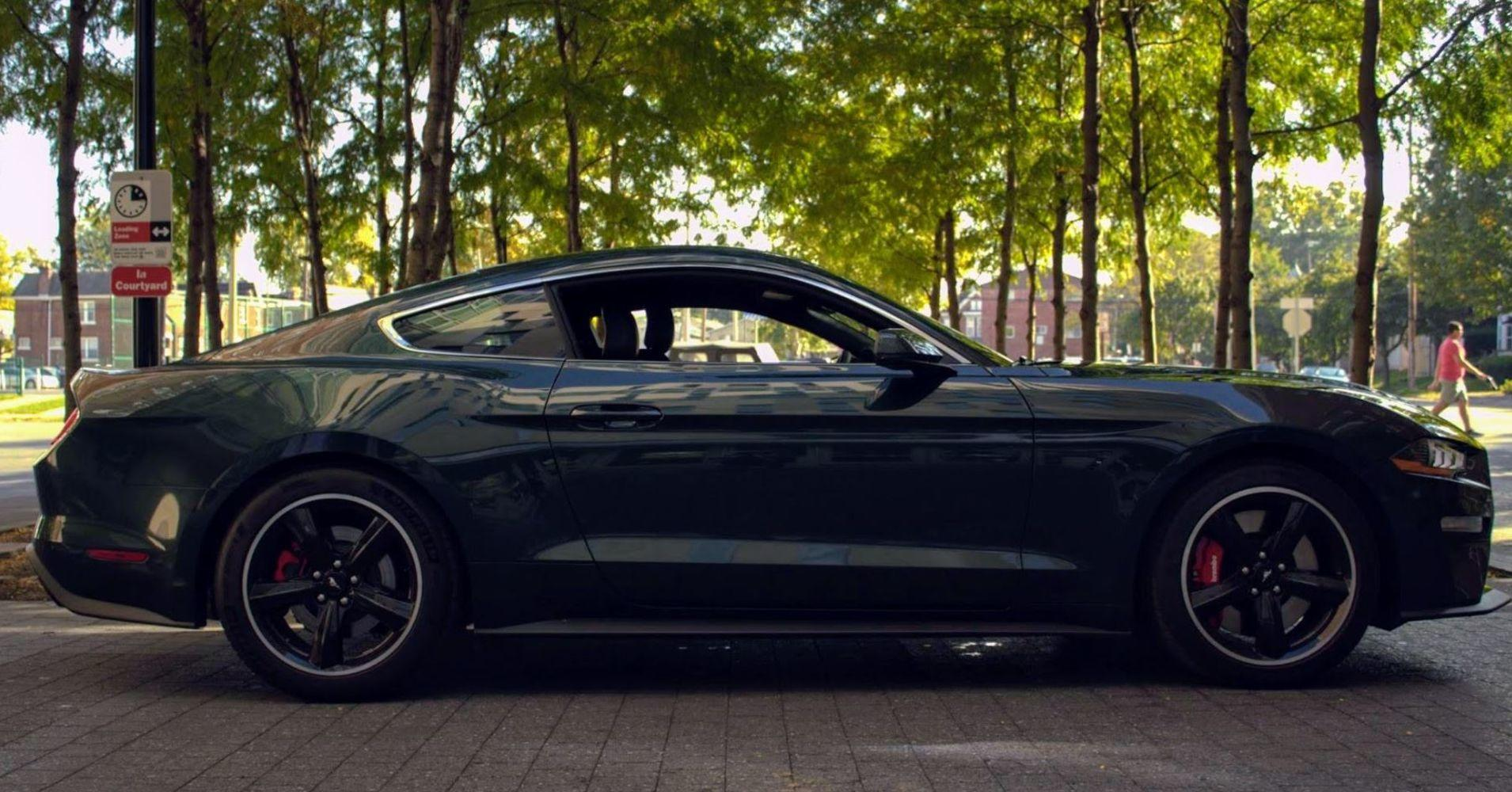 The 2019 Mustang Bullitt Is The Coolest Way To Spend 50 000