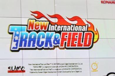 Konami to reveal New Track & Field for DS