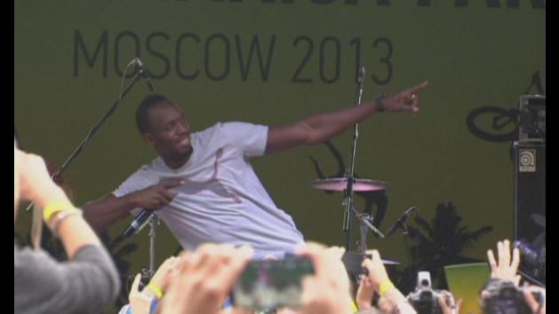 Usain Bolt says he wants to prove he's 'still a champion'