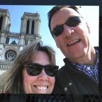 East Bay woman remembers Notre Dame, just got home from visit