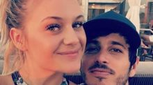 Kelsea Ballerini's fiancé, Morgan Evans, just revealed when they're getting married
