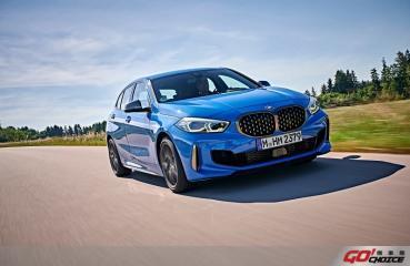 BMW正2021年式全車系揭幕 創新智慧科技 / 48V高效複合動力導入