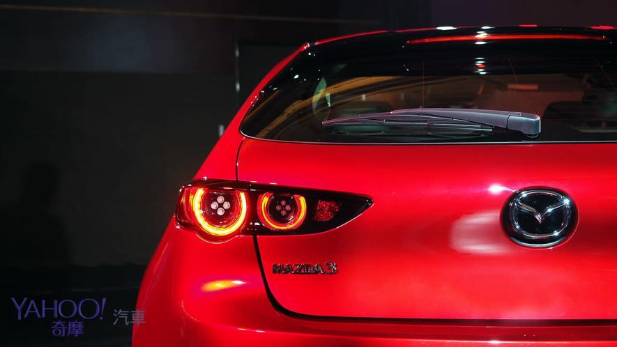 用Mazda 3歡慶每秒駕馭的感動!2019大改款4代目春酒餐敘快閃現身! - 10