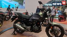 Hero XPulse 200T Unveiled At EICMA 2018 - Detailed Image Gallery