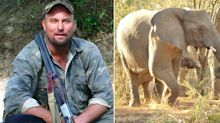 Big game hunter crushed to death by falling elephant that was fatally shot